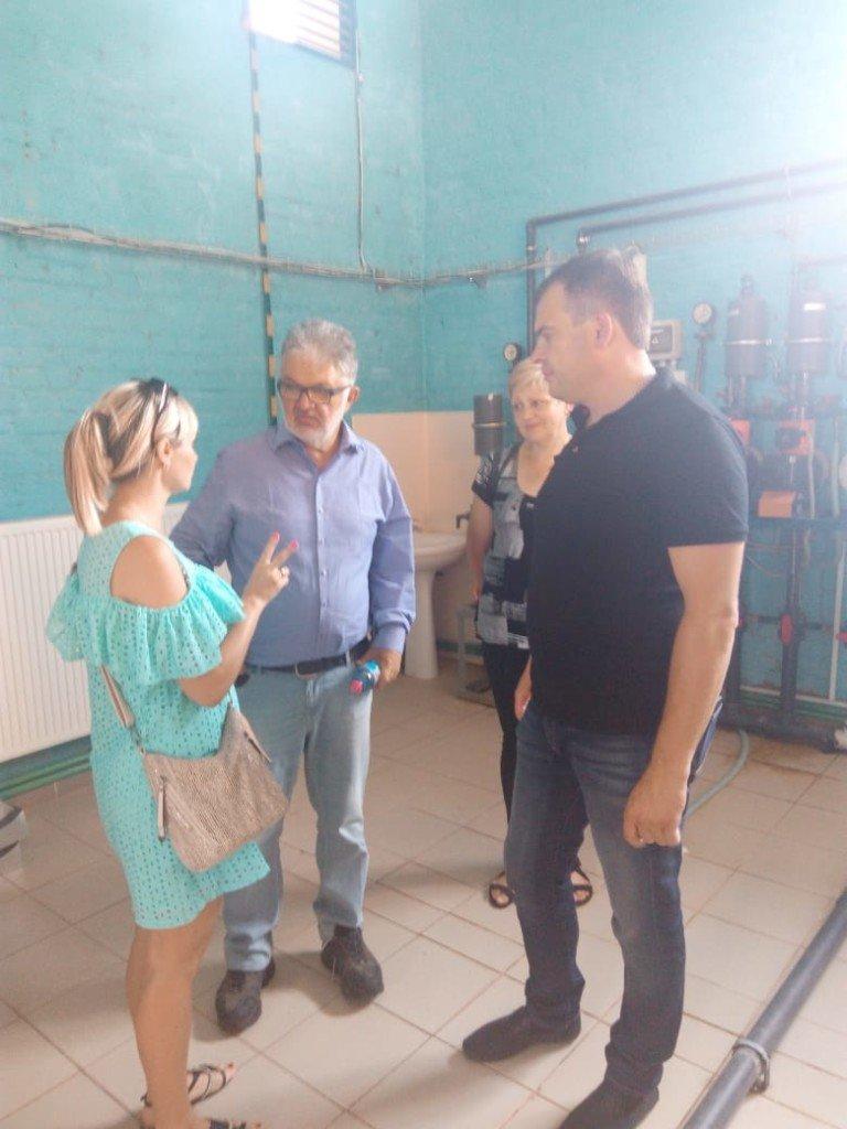 """Експерт Єврокомісії відзначив роботу ТОВ """"Білоцерківвода"""""""