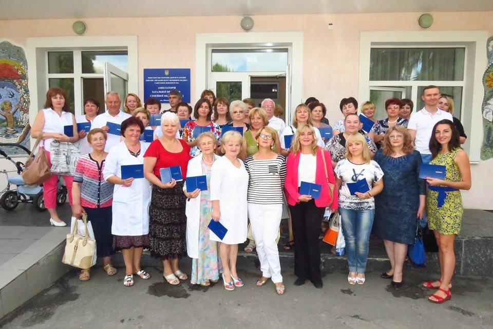 Лікарі-терапевти та педіатри Білої Церкви отримали сертифікати сімейних лікарів, фото-1