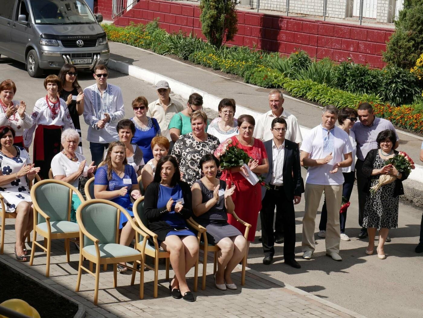 У Білій Церкві відкрився оновлений центр соціального обслуговування , фото-13