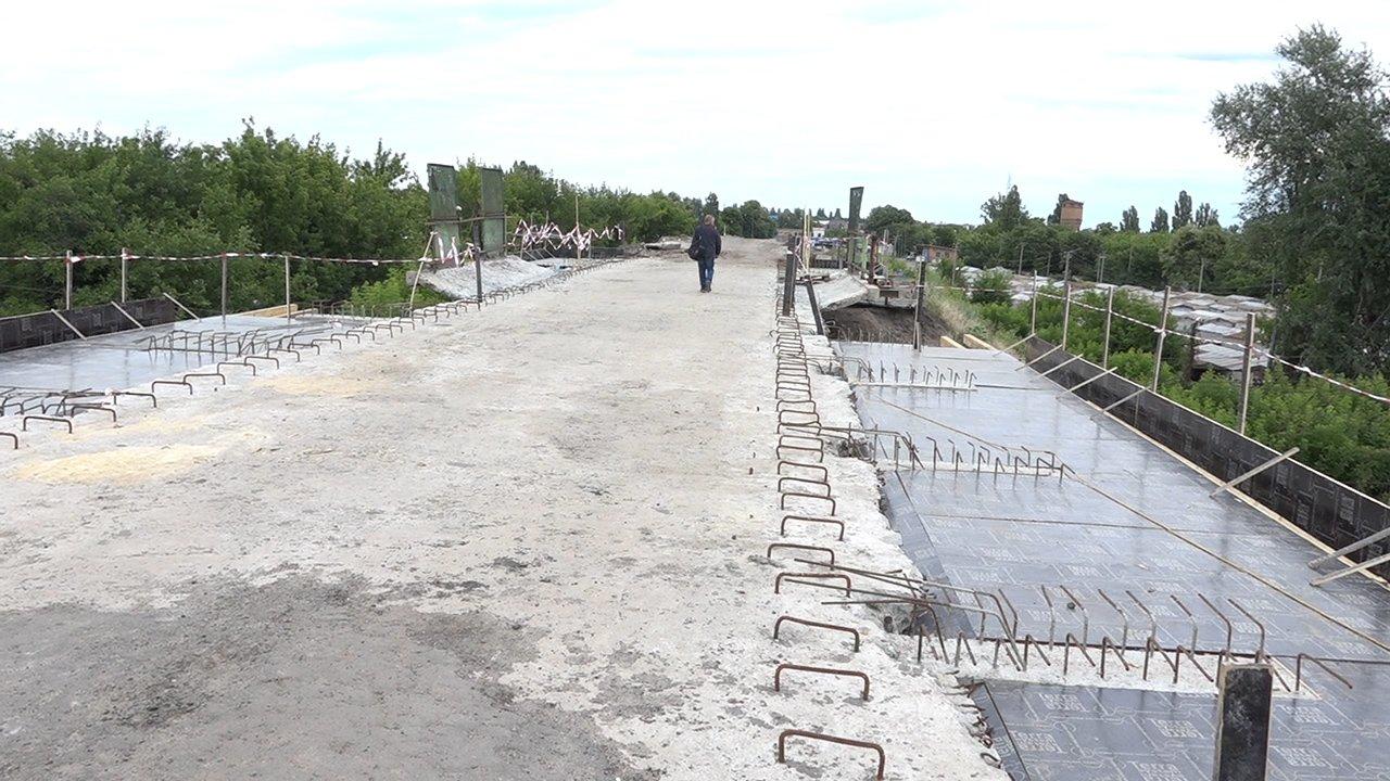 На якій стадії ремонт Горбатого мосту в Білій Церкві, фото-4