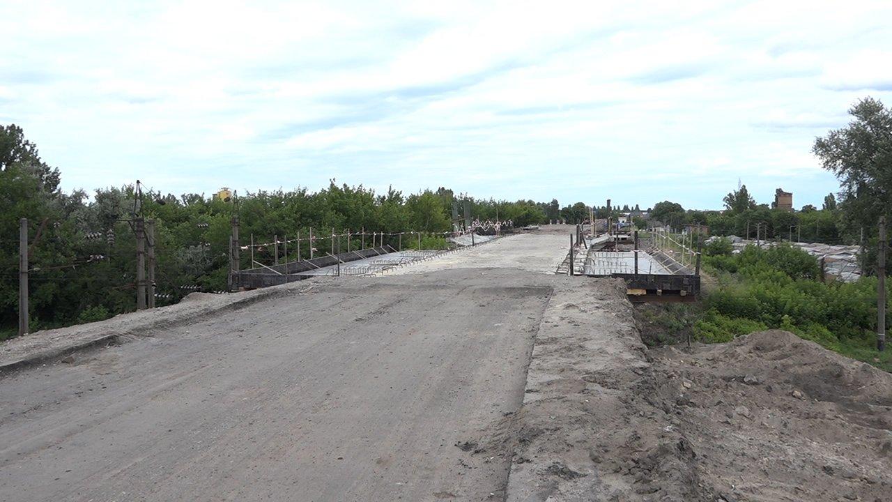 На якій стадії ремонт Горбатого мосту в Білій Церкві, фото-1