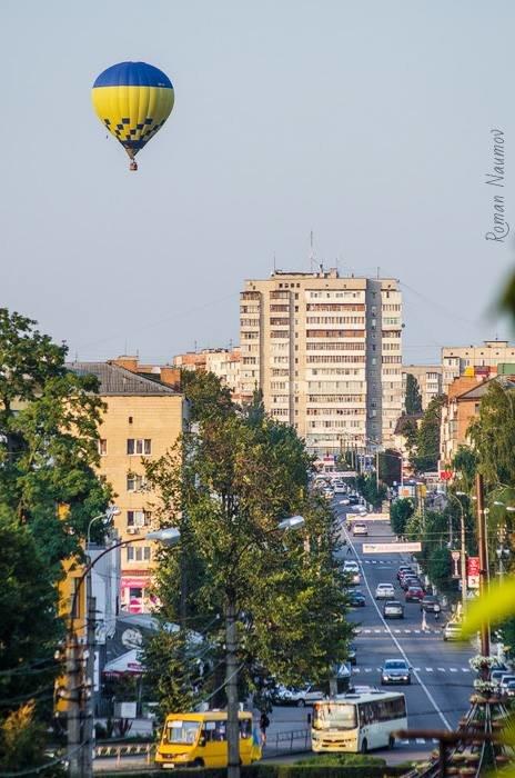 """Фестиваль повітряних куль """"Олександрійська феєрія"""", Фотограф: Роман Наумов"""