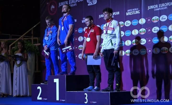 Білоцерківець Олександр Грушин став переможцем Чемпіонату Європи-2018 з греко-римської боротьби, фото-2