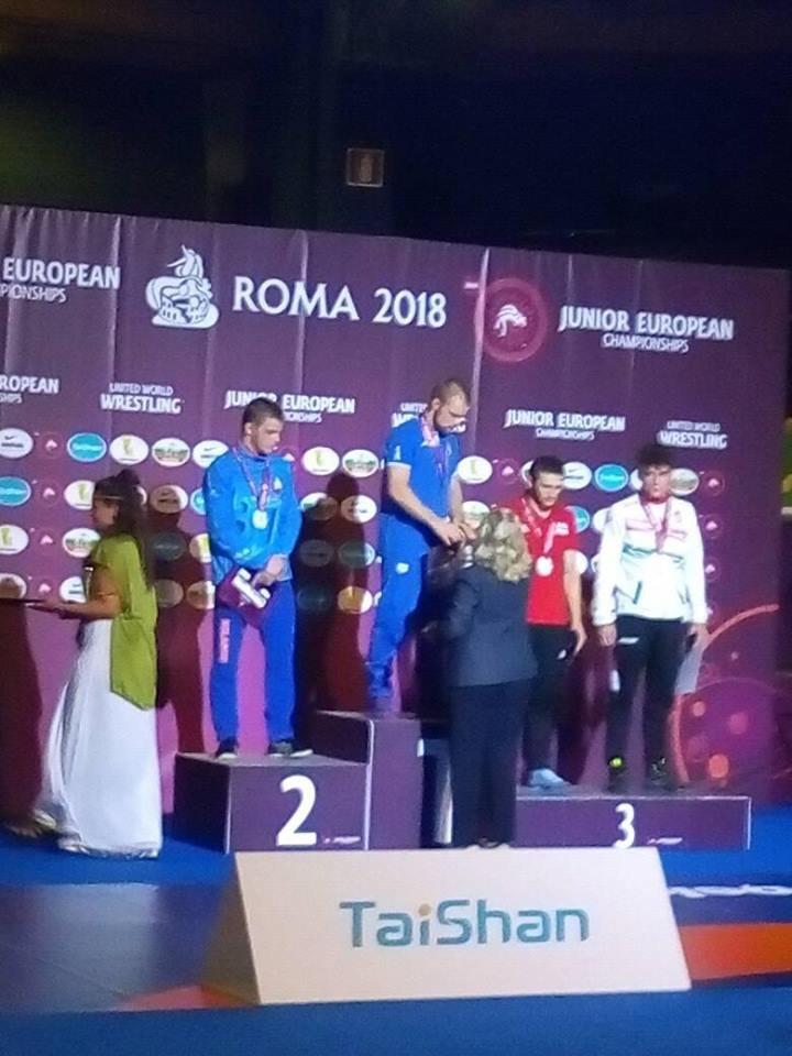 Білоцерківець Олександр Грушин став переможцем Чемпіонату Європи-2018 з греко-римської боротьби, фото-3