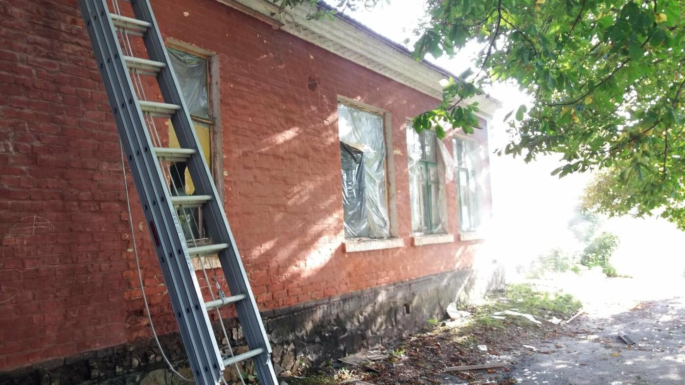 У Білій Церкві знову горіло приміщення колишньої школи №10, фото-2