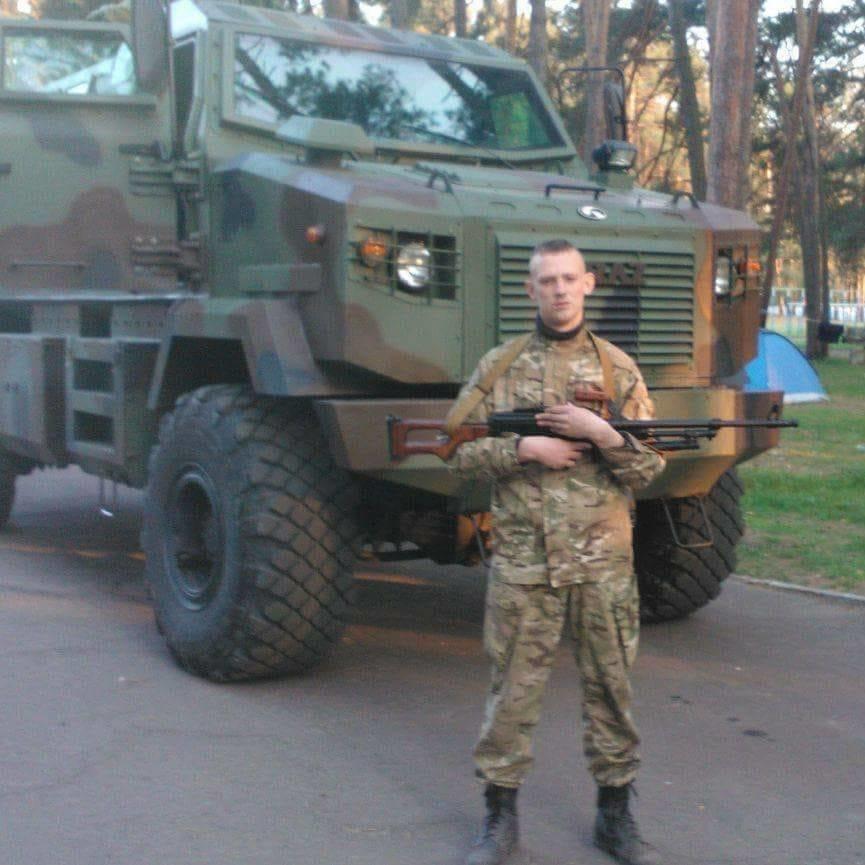 Сьогодні в Білій Церкві прощатимуться із загиблим 23-річним військовослужбовцем Козаковим Костянтином, фото-3