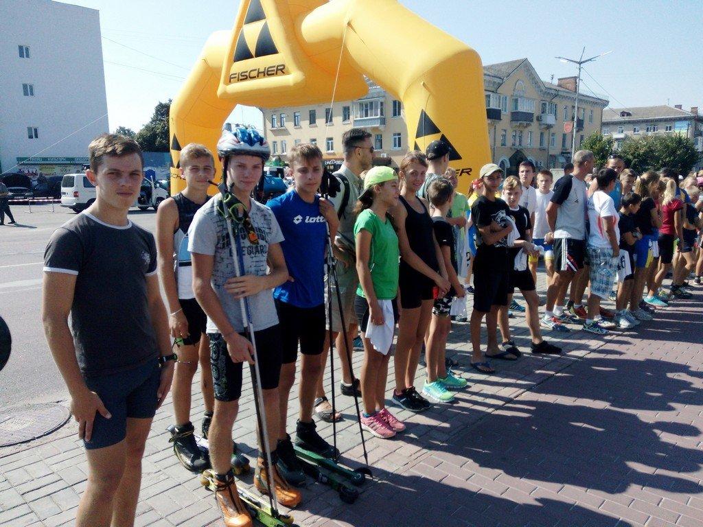 Протягом двох днів у Білій Церкві проходили Всеукраїнські змагання з лижоролерів, фото-5