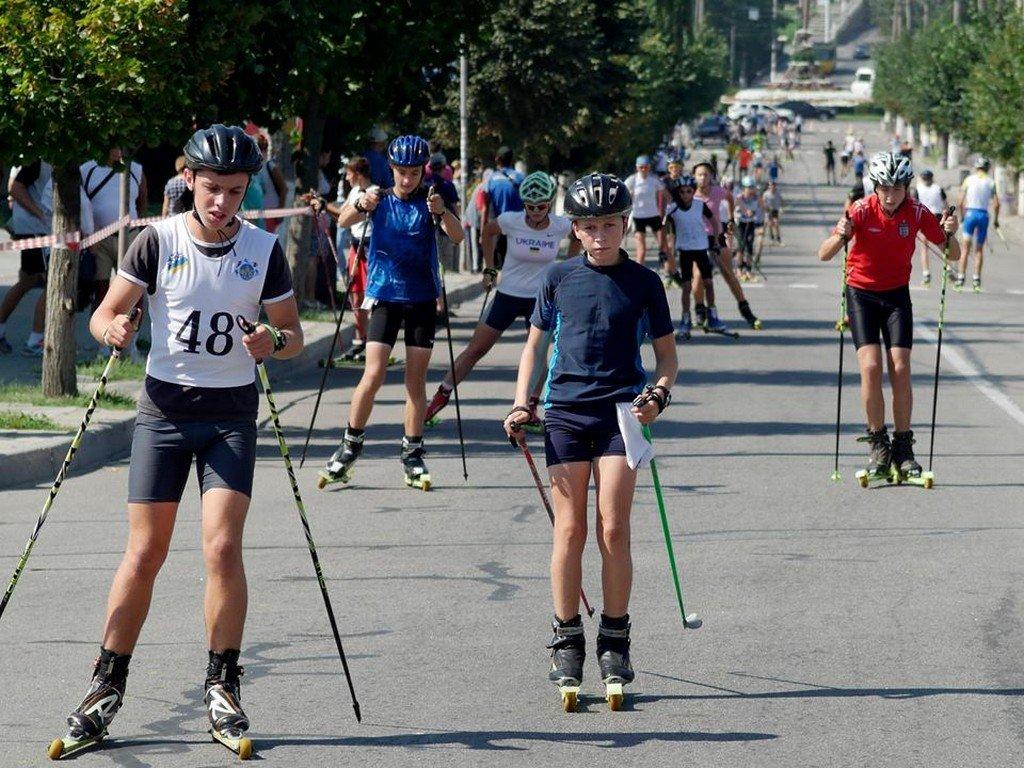 Протягом двох днів у Білій Церкві проходили Всеукраїнські змагання з лижоролерів, фото-10