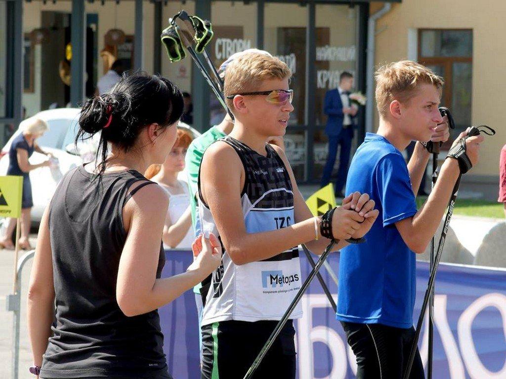 Протягом двох днів у Білій Церкві проходили Всеукраїнські змагання з лижоролерів, фото-4