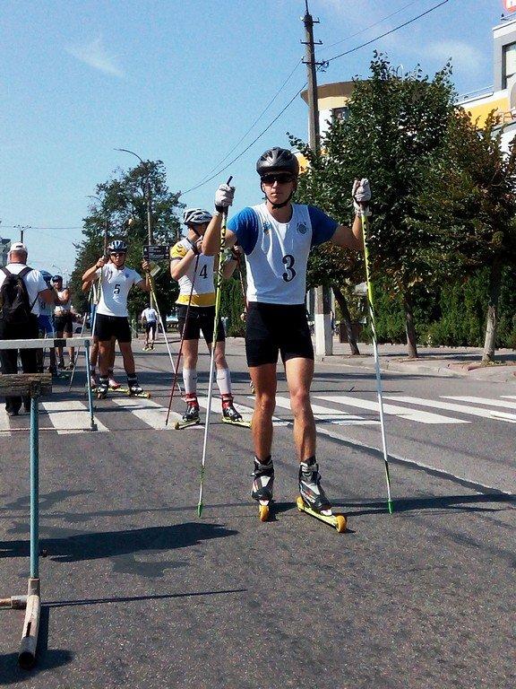 Протягом двох днів у Білій Церкві проходили Всеукраїнські змагання з лижоролерів, фото-2