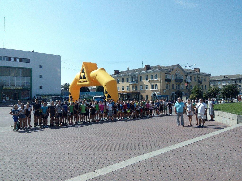 Протягом двох днів у Білій Церкві проходили Всеукраїнські змагання з лижоролерів, фото-9