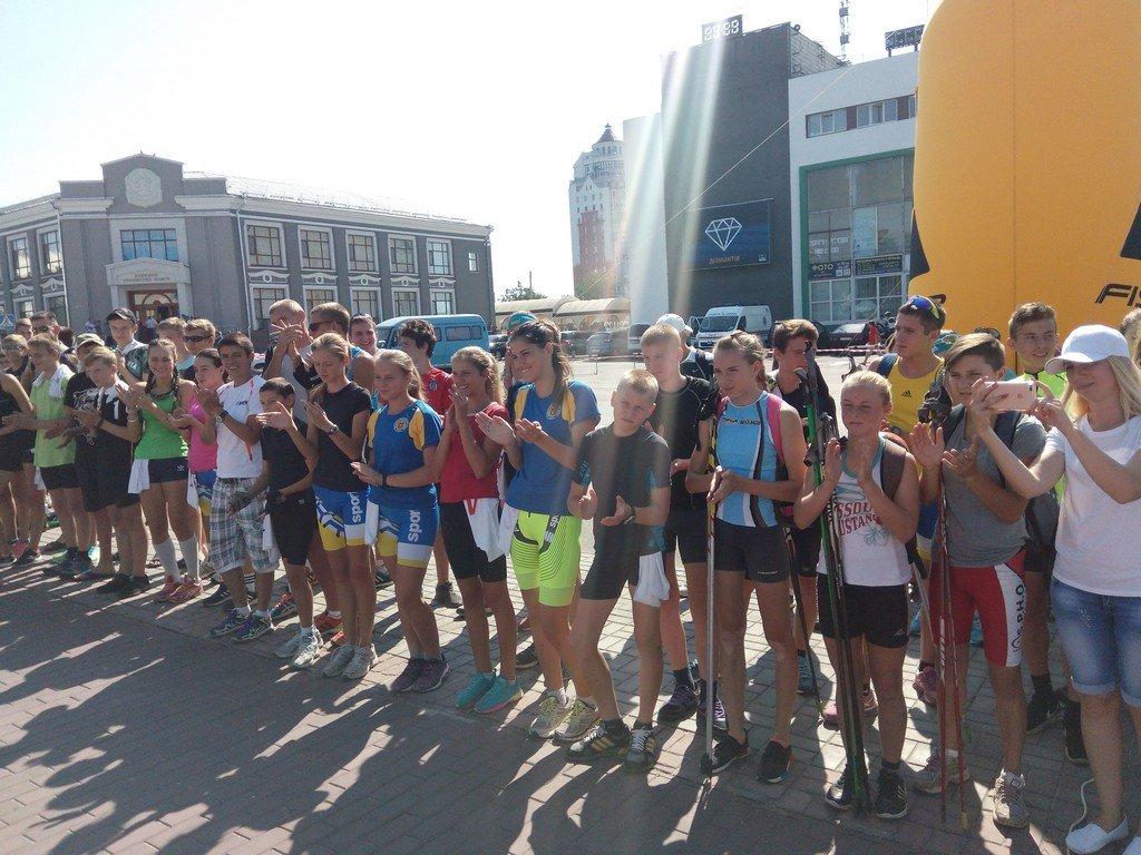Протягом двох днів у Білій Церкві проходили Всеукраїнські змагання з лижоролерів, фото-7