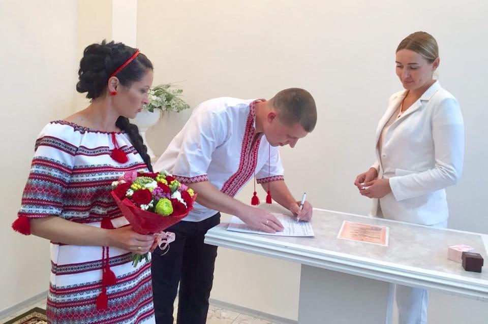 Весільний бум: 8.08.2018 року в Білій Церкві одружилися 27 пар, фото-1