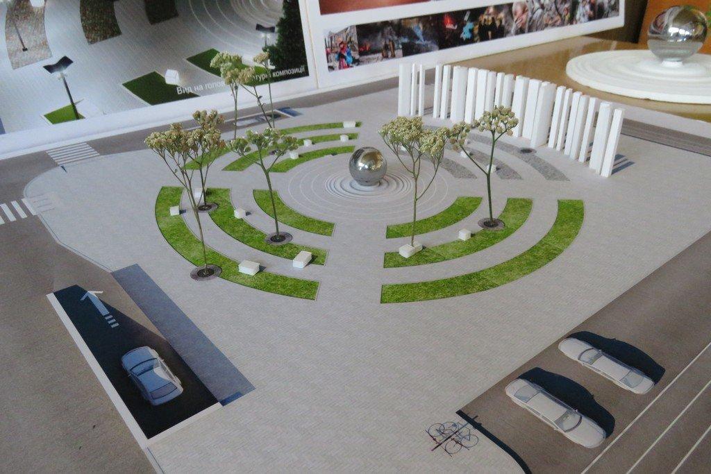 Обрано 6 кращих проектів конкурсу реконструкції площі по вул.Героїв Небесної Сотні , фото-3