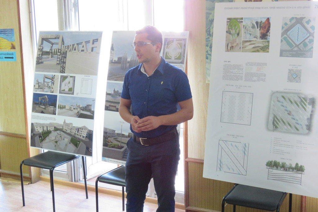 Обрано 6 кращих проектів конкурсу реконструкції площі по вул.Героїв Небесної Сотні , фото-2