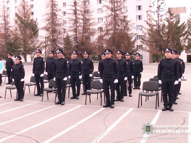 40 поліцейських-випускників патрулюватимуть дороги Білоцерківщини, фото-3