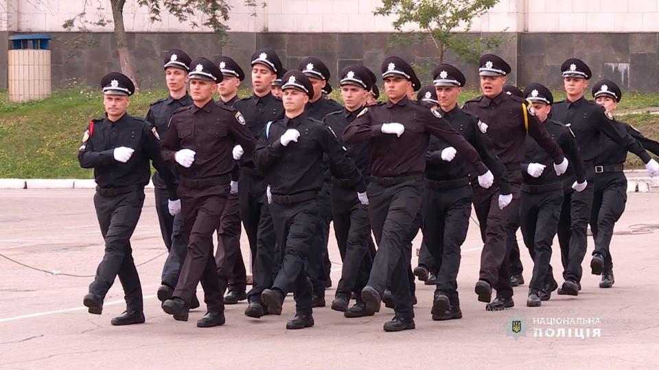 40 поліцейських-випускників патрулюватимуть дороги Білоцерківщини, фото-4