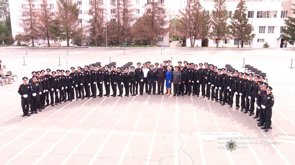 40 поліцейських-випускників патрулюватимуть дороги Білоцерківщини, фото-2