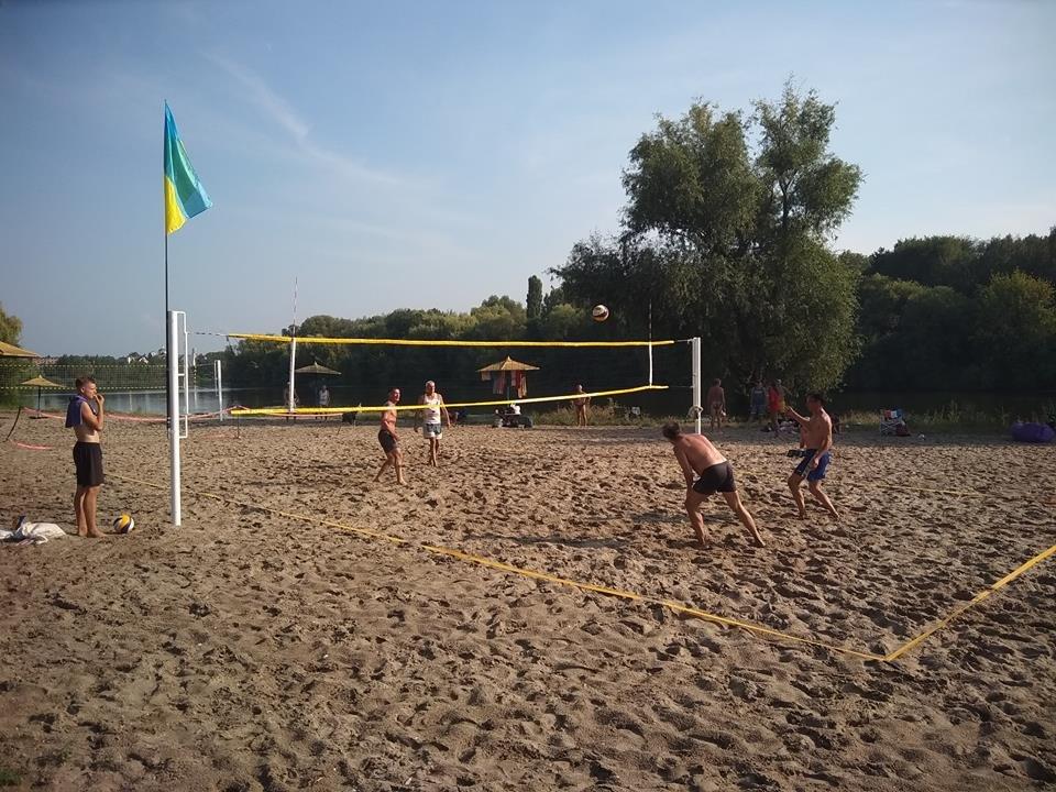 Першість міста Біла Церква з пляжного волейболу до Дня Незалежності України, фото-8