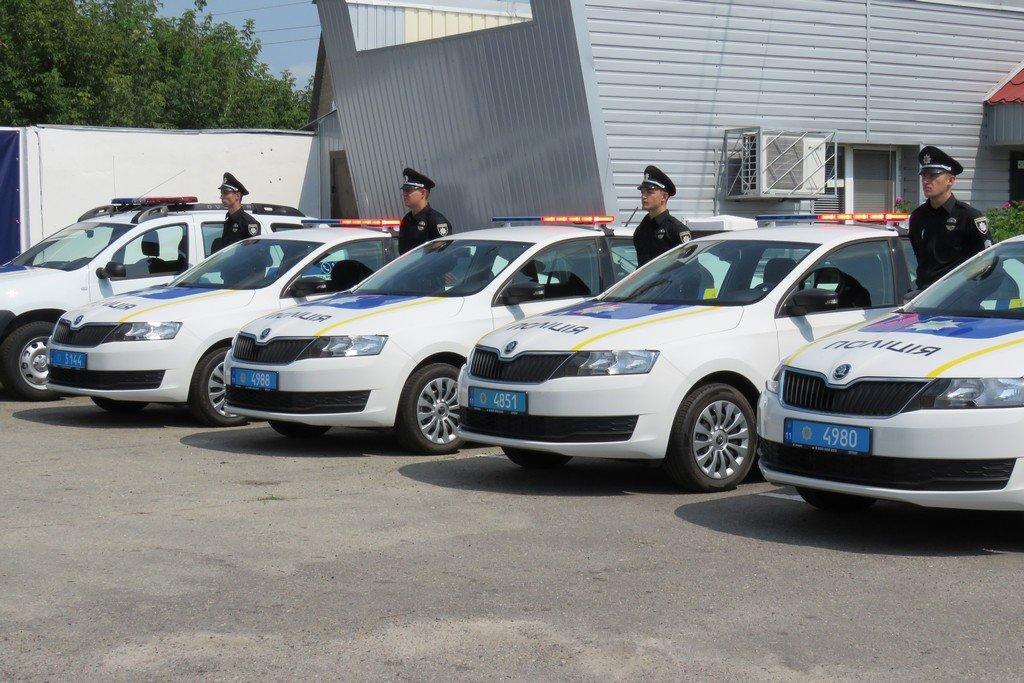 60 нових патрульних Білої Церкви склали присягу, фото-6