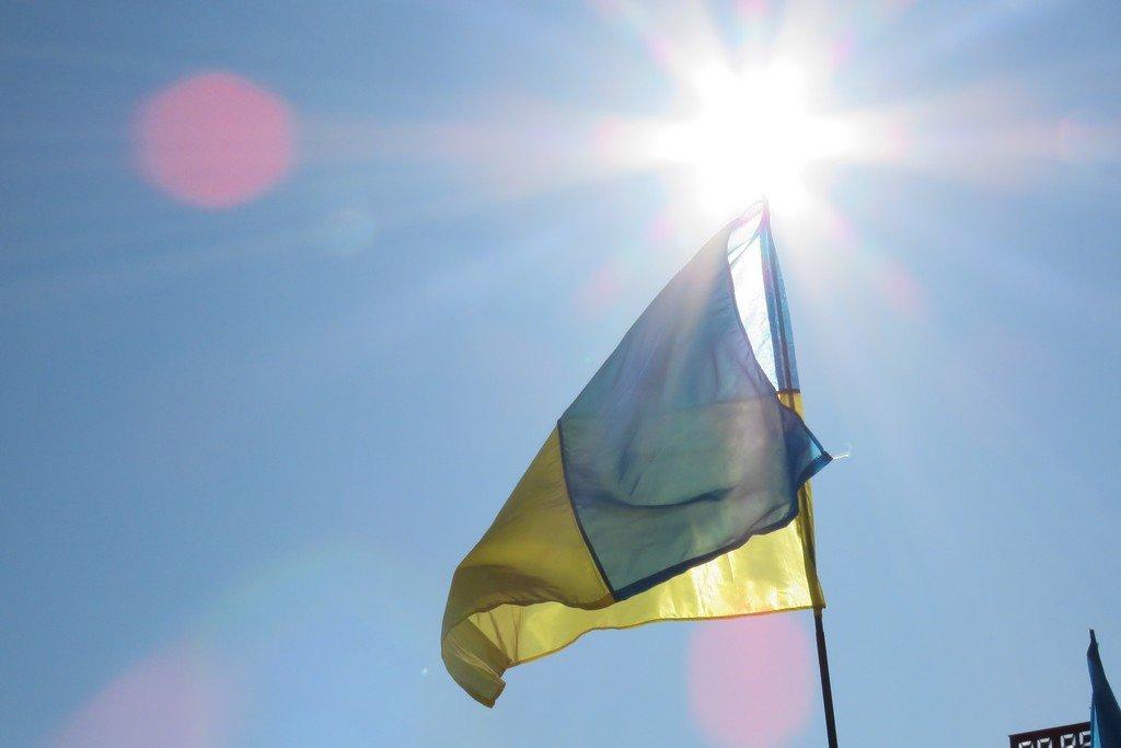 Урочистості в Білій Церкві на честь Дня Державного Прапора України, фото-2