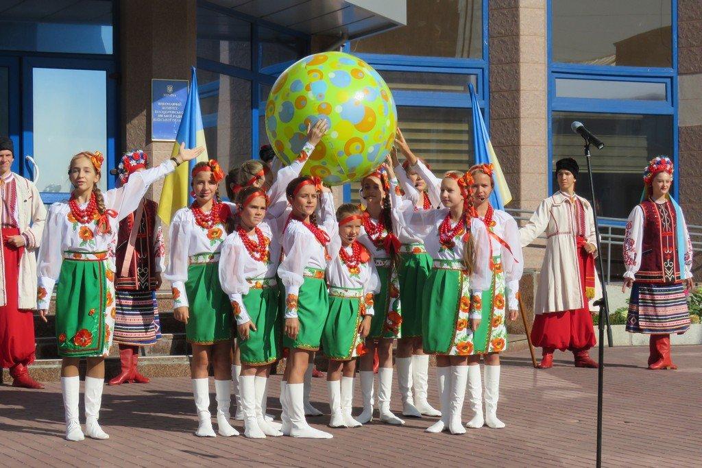 Урочистості в Білій Церкві на честь Дня Державного Прапора України, фото-6
