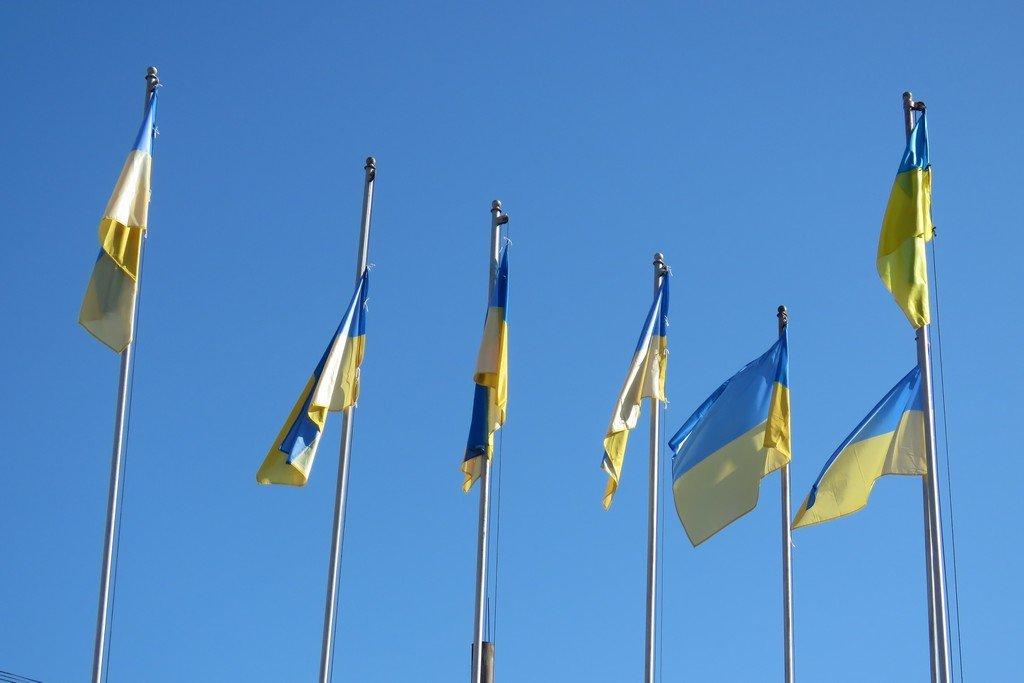 Урочистості в Білій Церкві на честь Дня Державного Прапора України, фото-1