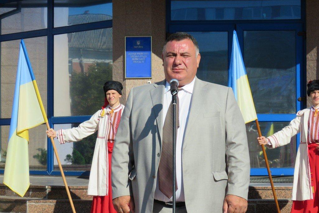 Урочистості в Білій Церкві на честь Дня Державного Прапора України, фото-3