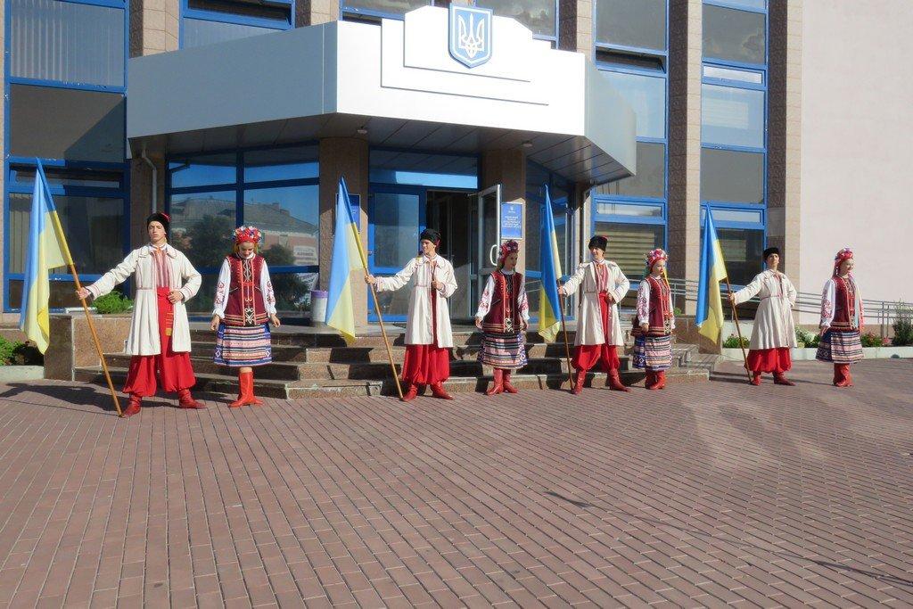 Урочистості в Білій Церкві на честь Дня Державного Прапора України, фото-8