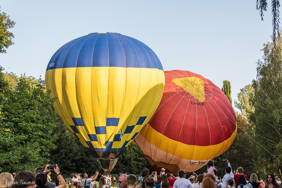 Фестиваль повітряних куль у Білій Церкві відвідало близько 60 тисяч людей, фото-41