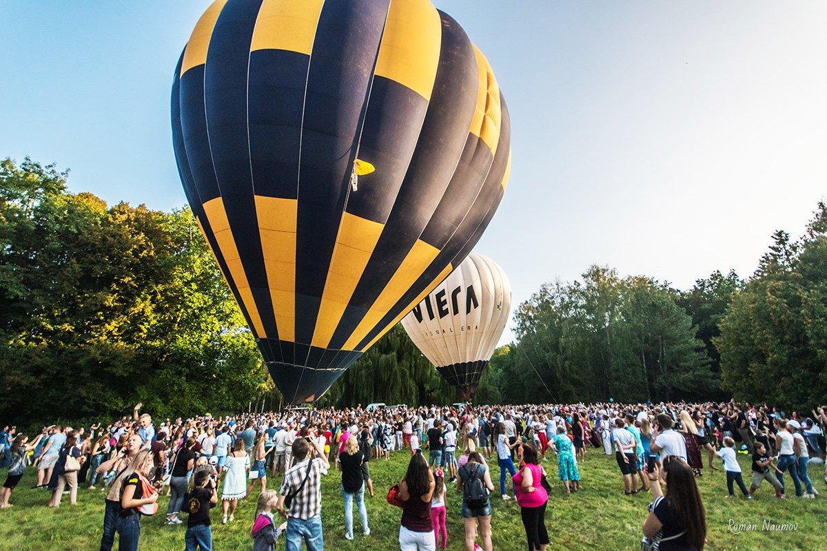 Фестиваль повітряних куль у Білій Церкві відвідало близько 60 тисяч людей, фото-15
