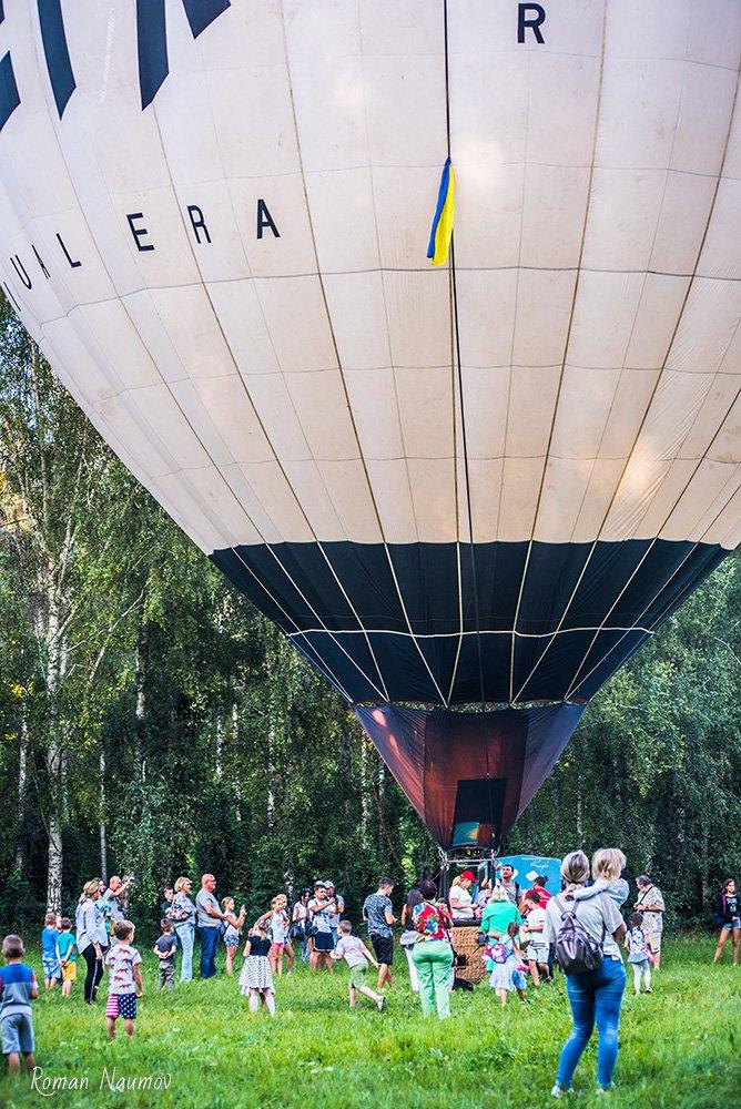 Фестиваль повітряних куль у Білій Церкві відвідало близько 60 тисяч людей, фото-4