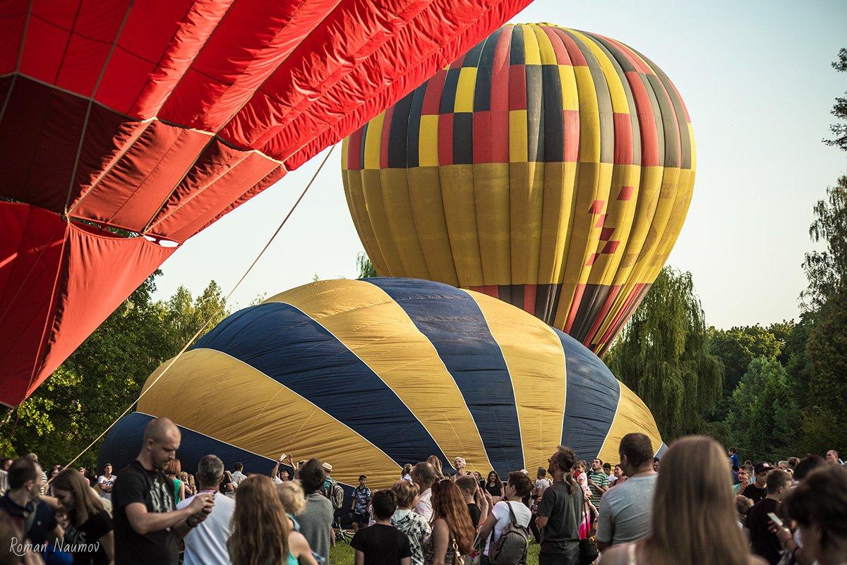Фестиваль повітряних куль у Білій Церкві відвідало близько 60 тисяч людей, фото-50