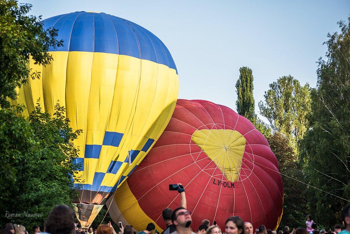 Фестиваль повітряних куль у Білій Церкві відвідало близько 60 тисяч людей, фото-57