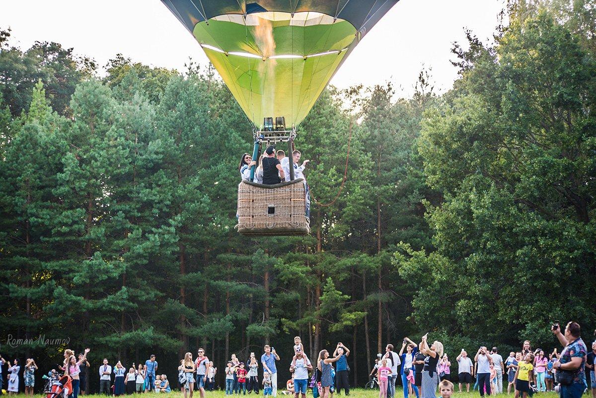 Фестиваль повітряних куль у Білій Церкві відвідало близько 60 тисяч людей, фото-55