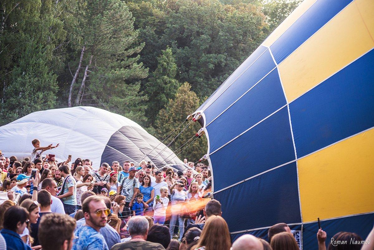Фестиваль повітряних куль у Білій Церкві відвідало близько 60 тисяч людей, фото-47