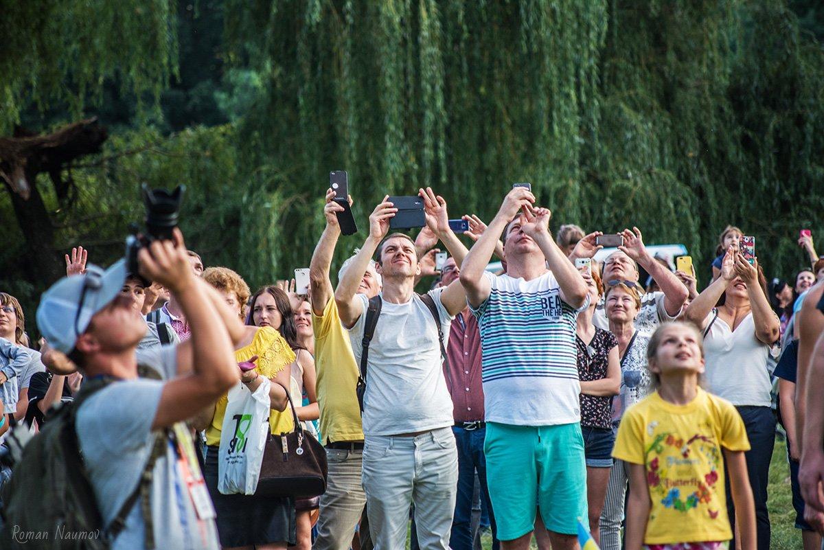 Фестиваль повітряних куль у Білій Церкві відвідало близько 60 тисяч людей, фото-11
