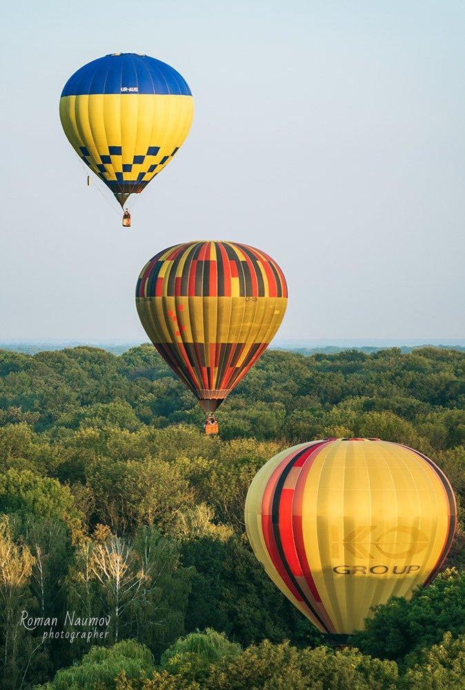 Фестиваль повітряних куль у Білій Церкві відвідало близько 60 тисяч людей, фото-20