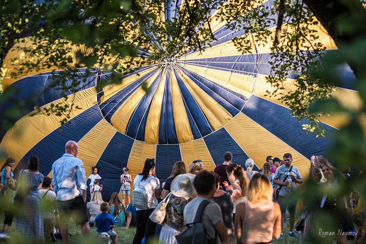 Фестиваль повітряних куль у Білій Церкві відвідало близько 60 тисяч людей, фото-26