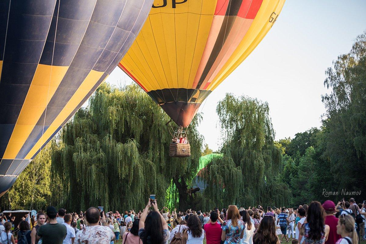 Фестиваль повітряних куль у Білій Церкві відвідало близько 60 тисяч людей, фото-52