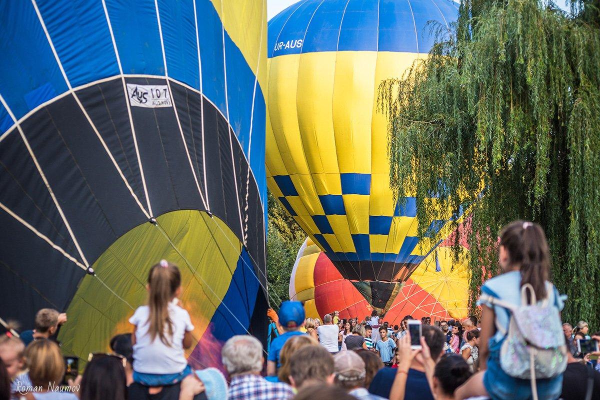 Фестиваль повітряних куль у Білій Церкві відвідало близько 60 тисяч людей, фото-51