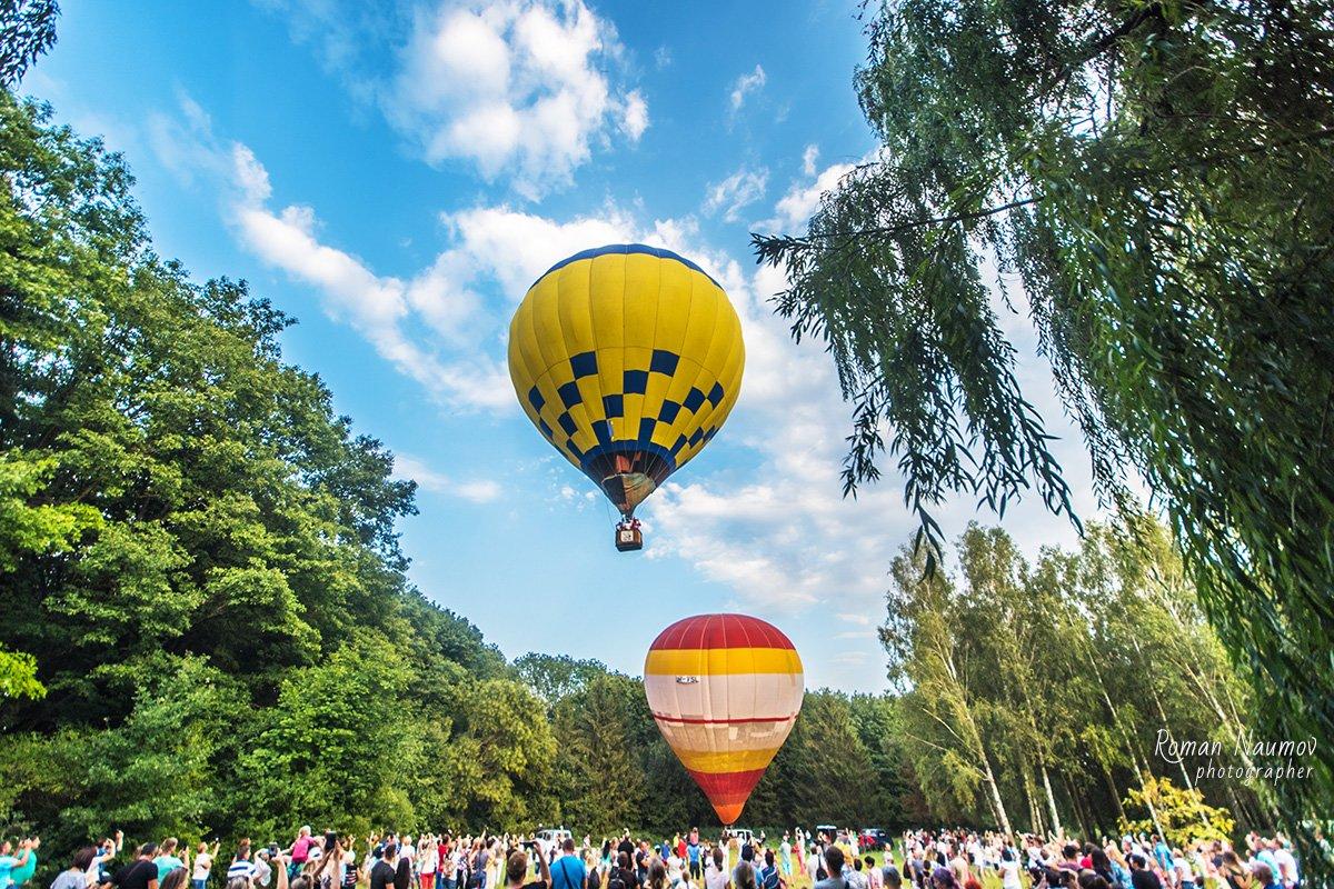 Фестиваль повітряних куль у Білій Церкві відвідало близько 60 тисяч людей, фото-30