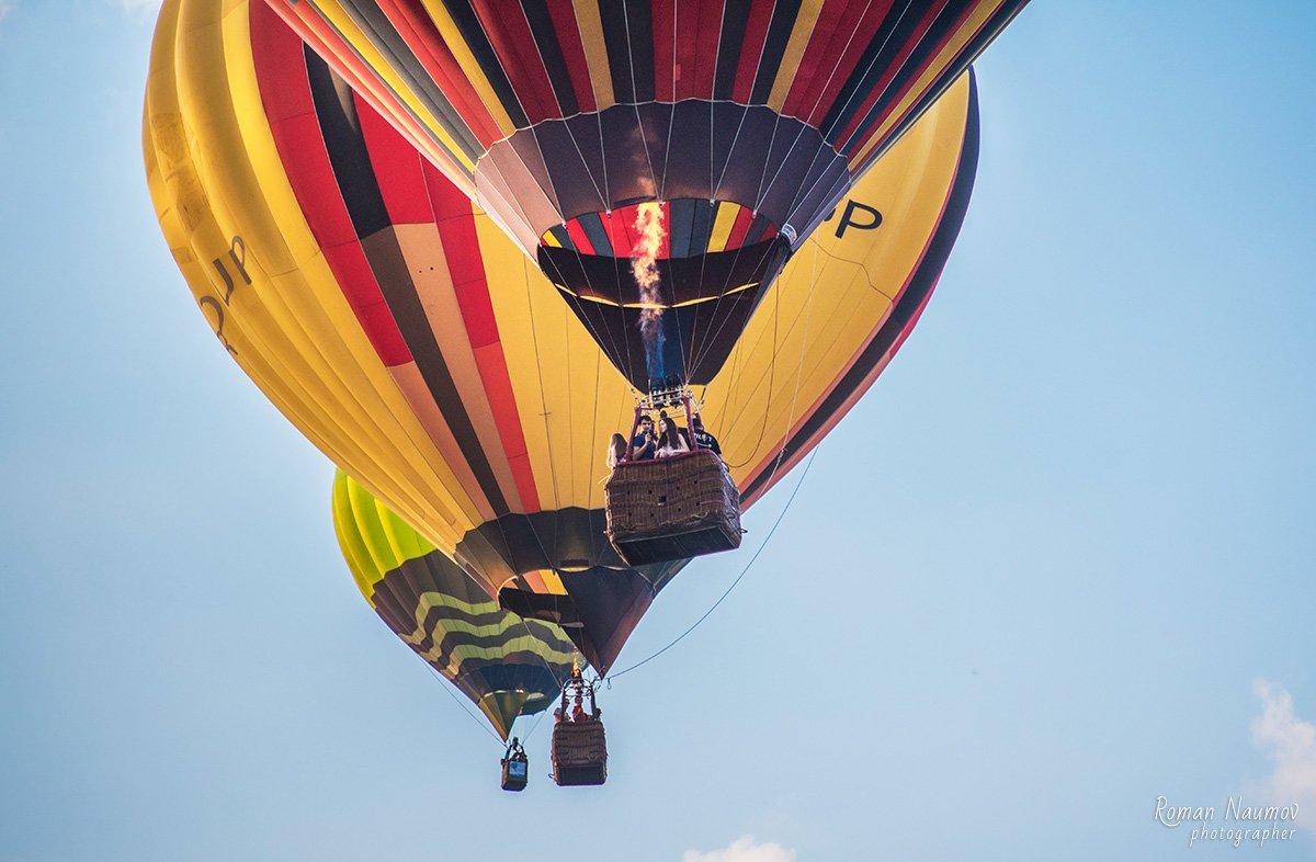 Фестиваль повітряних куль у Білій Церкві відвідало близько 60 тисяч людей, фото-8