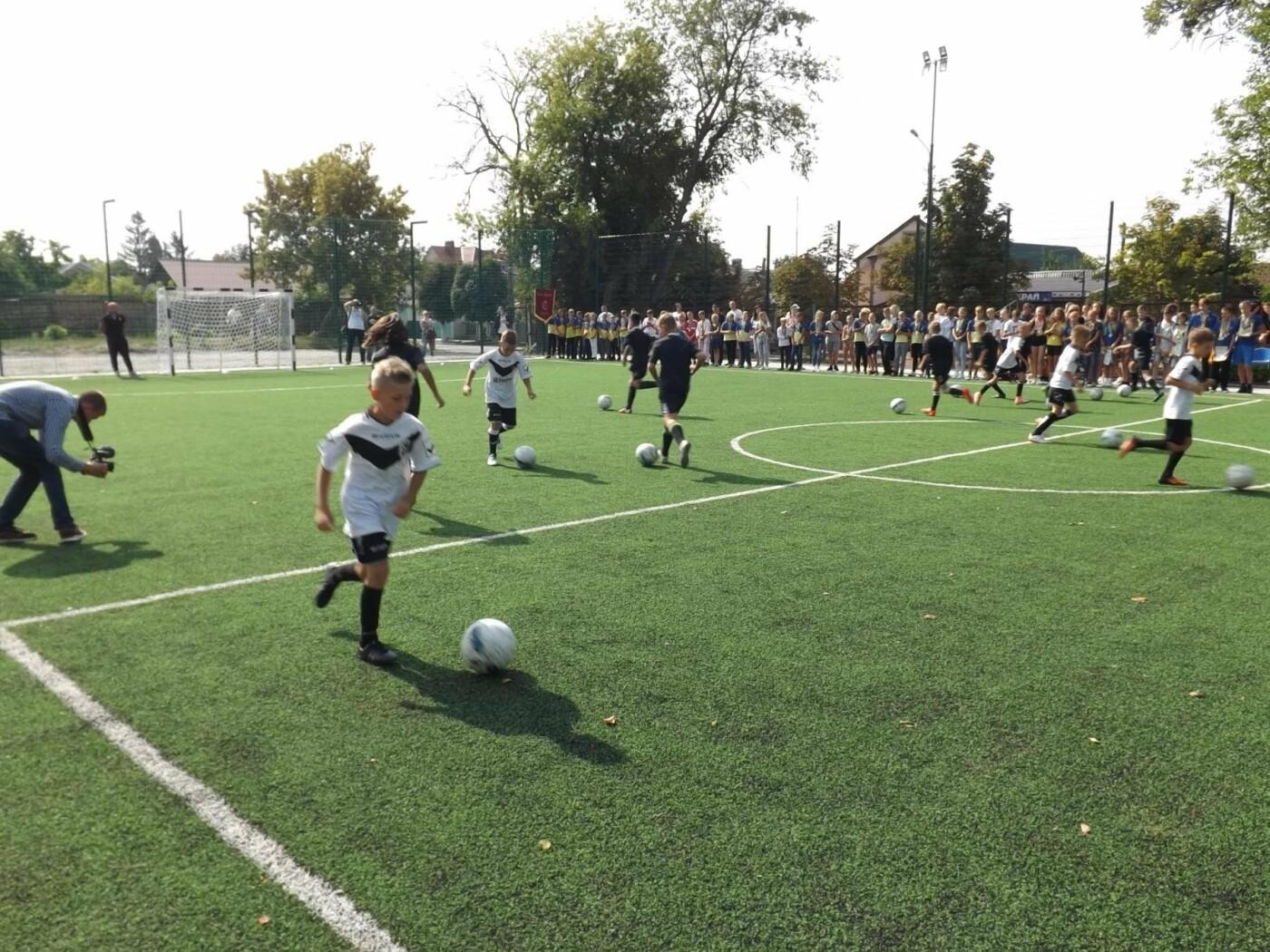 У школах Білої Церкви відкрили нові спортивні майданчики, фото-3