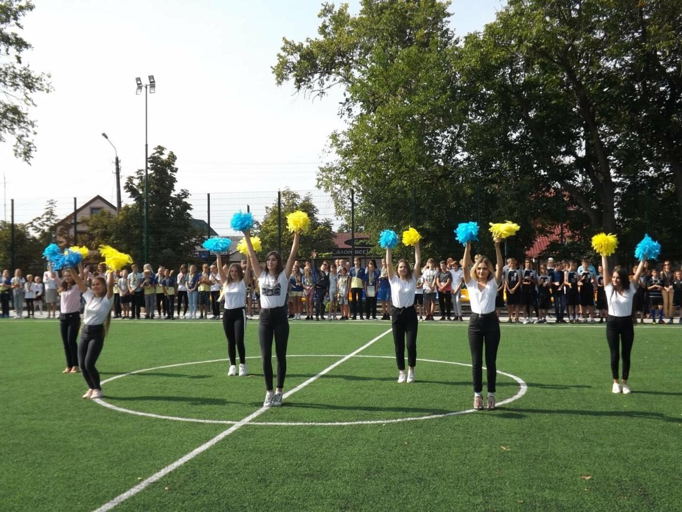 У школах Білої Церкви відкрили нові спортивні майданчики, фото-9