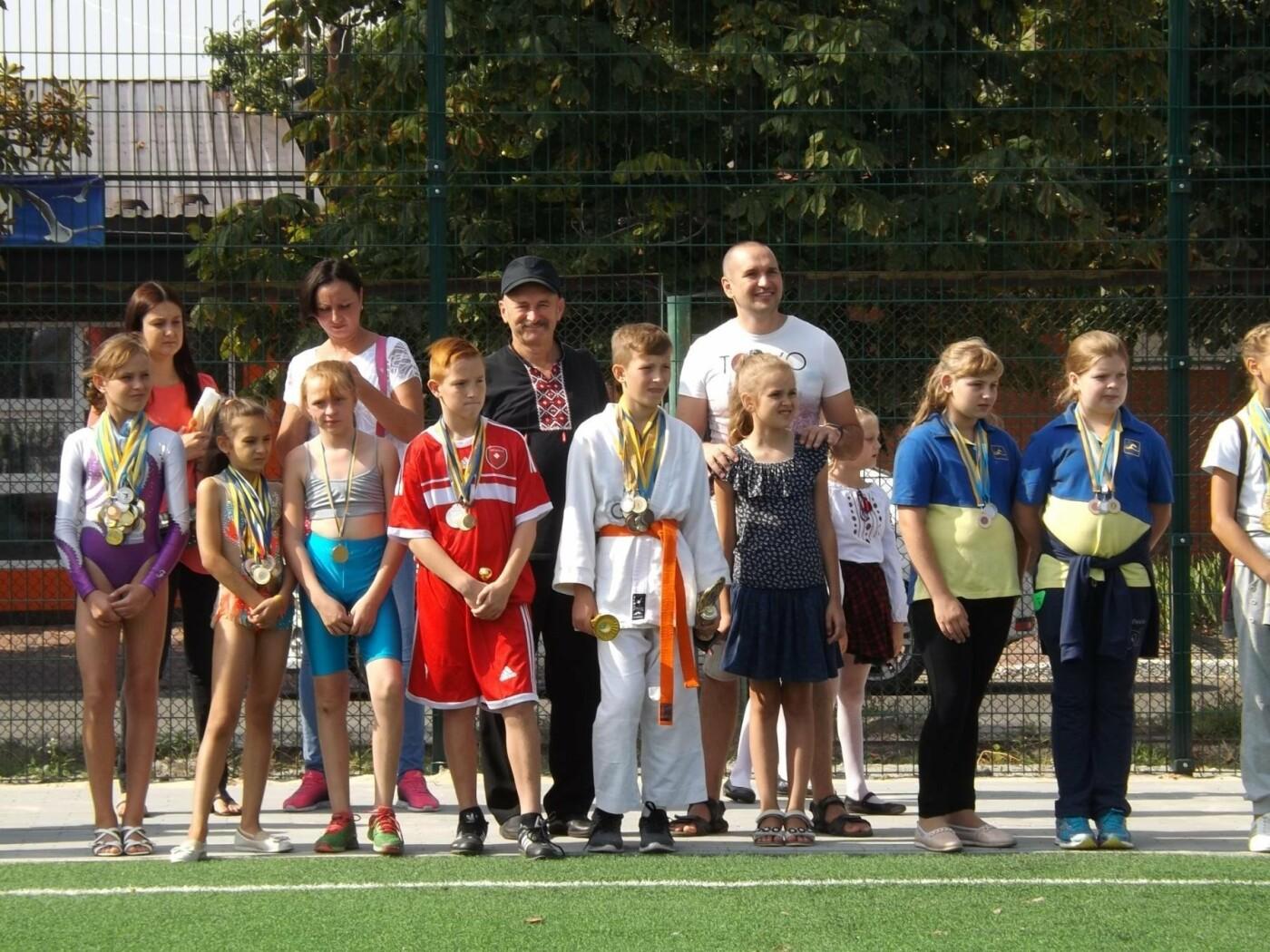 У школах Білої Церкви відкрили нові спортивні майданчики, фото-7