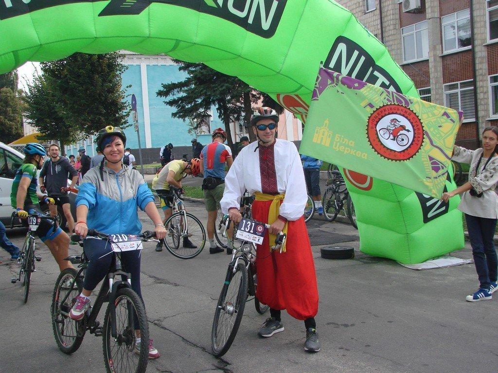 100 кілометрів перемоги над собою: у Білій Церкві відбулася Велосотка «Білоцерківський стандарт», фото-9