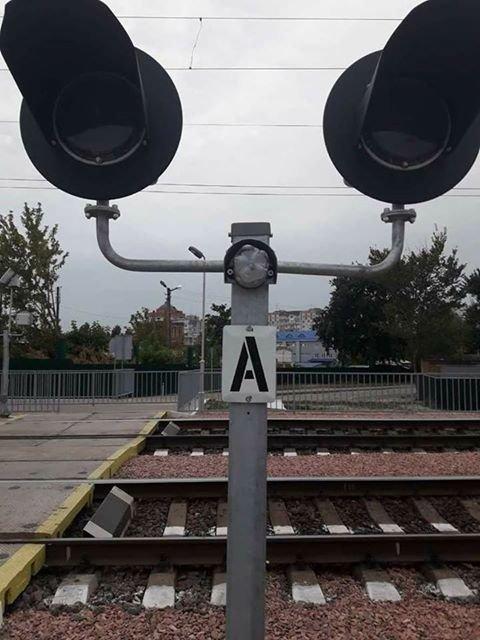 Новий залізничний перехід у Четвертому мікрорайоні працює з перебоями , фото-1