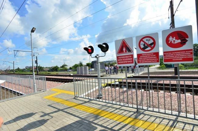Новий залізничний перехід у Четвертому мікрорайоні працює з перебоями , фото-4