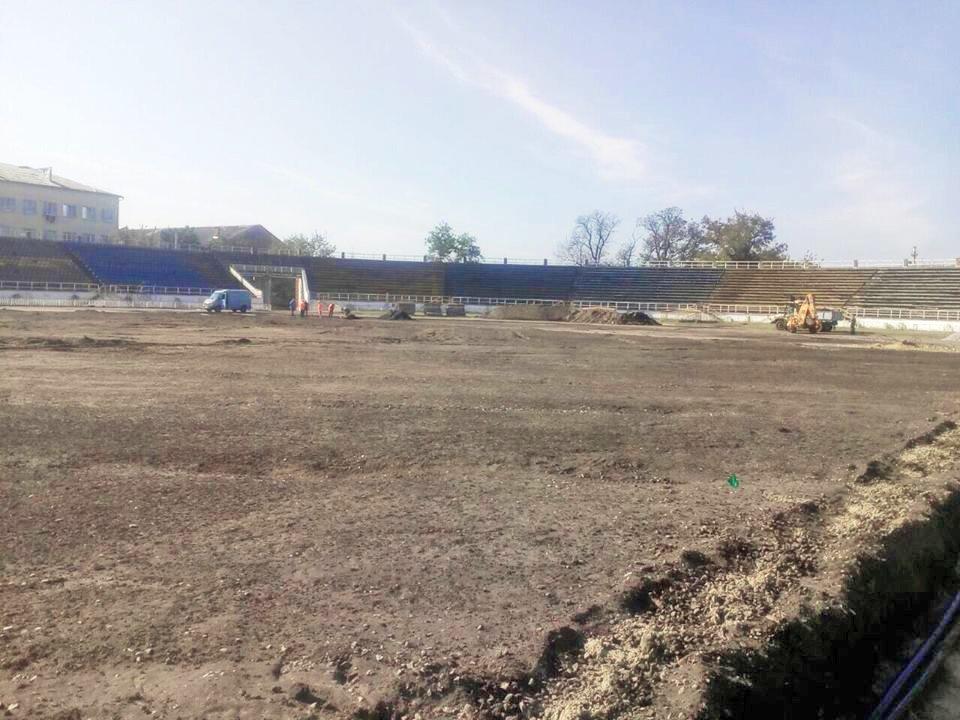 Стало відомо на якій стадії реконструкція стадіону «Трудові резерви» у Білій Церкві , фото-3